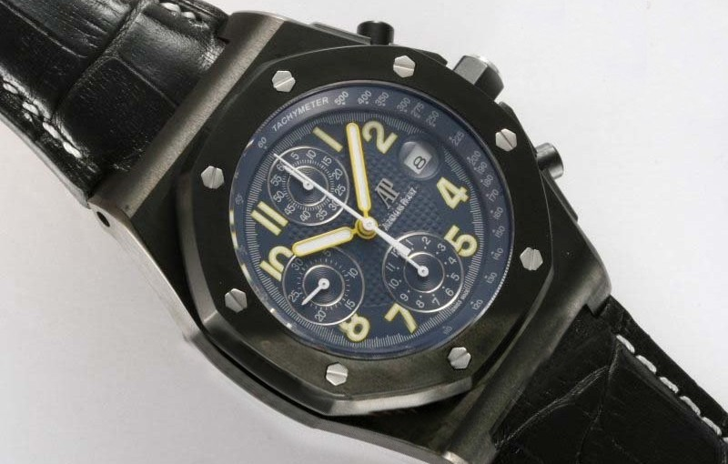 Audemars Piguet Contributes 1.5M to the Foundation of Calif. Gov. Schwarzeneggar