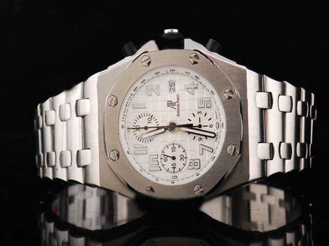 Audemars Piguet – Tourbillon Chronograph