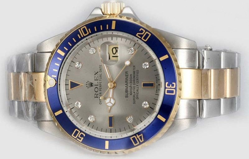 The Replica Rolex Submariner's Big Progress