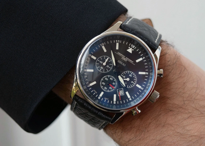 top five vintage sports chronograph list